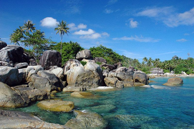 Pantai Tanjung Tinggi - Pegipegi.com