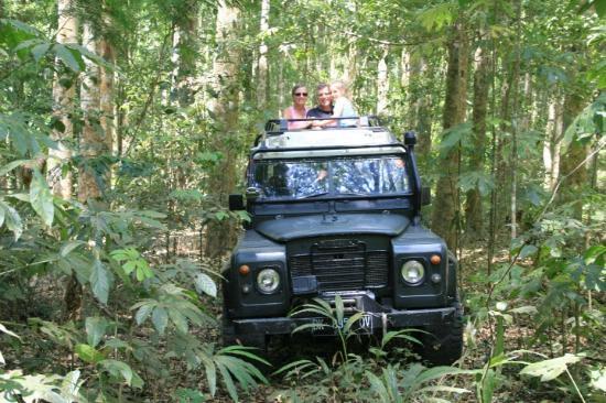 Bali Jeep Adventure Bali Nadipa Tour