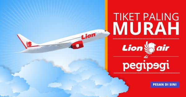 Tiket Pesawat Lion Air Cek Booking Tiket Online Harga Ok