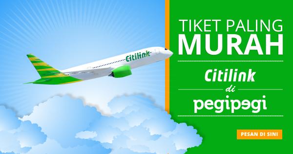 Tiket Pesawat Citilink Cek Booking Tiket Online Harga Ok