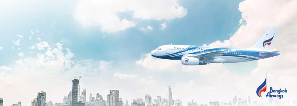 Tiket Pesawat Bangkok Airways Cek Booking Tiket Online Harga Ok