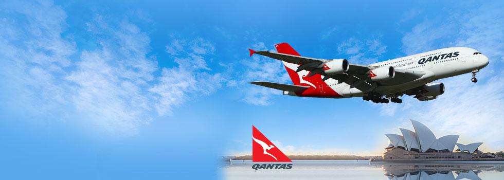 Tiket Pesawat Qantas Cek Booking Tiket Online Harga Ok