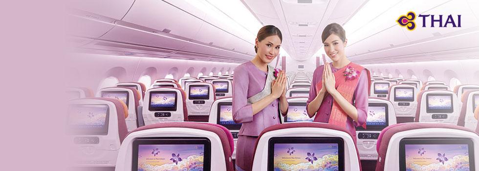 Tiket Pesawat Thai Airways Cek Booking Tiket Online Harga Ok