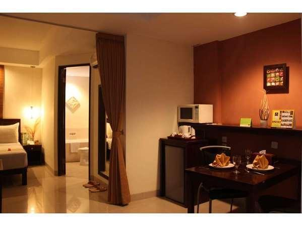 Hotel Jayakarta Anyer Serang - Boutique Suite - Dining Area