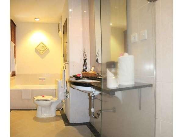 Hotel Jayakarta Anyer Serang - Boutique Suite - Bathroom