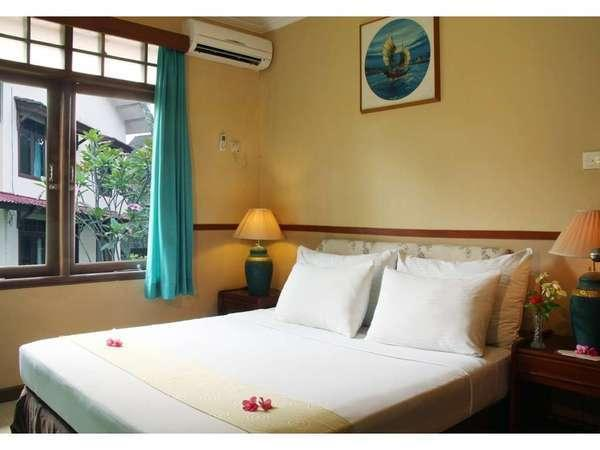 Hotel Jayakarta Anyer Serang - Samudra Pasifik - Bedroom