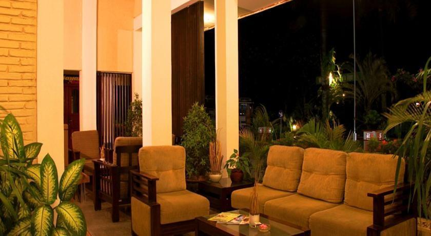 Hotel Jayakarta Anyer Serang - Terrace