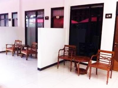 Hotel Riau Bandung - Lounge