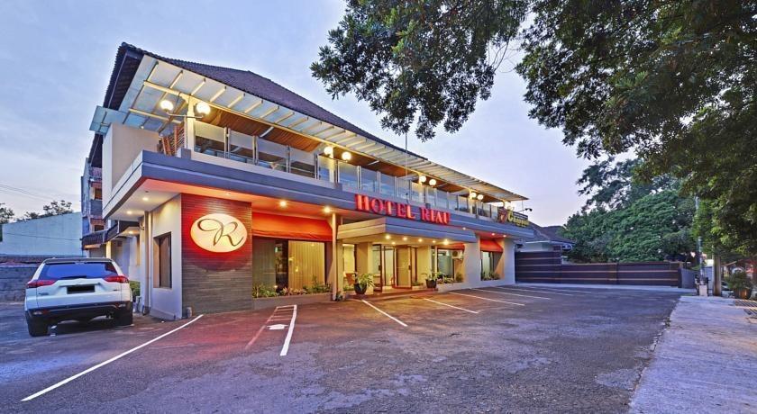 Hotel Riau Bandung - Appearance