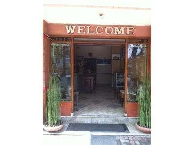 Hotel Bali Indah Bandung - Entrance