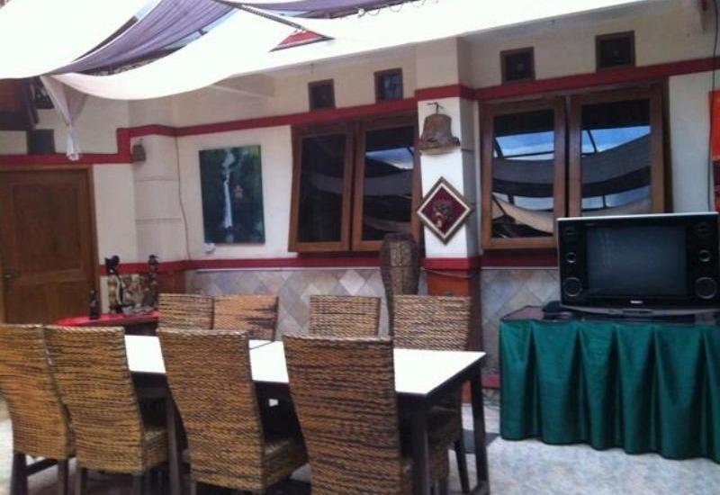Hotel Bali Indah Bandung - restoran