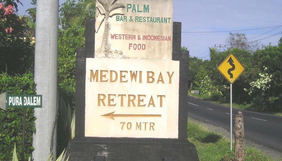 Medewi Bay Retreat Bali - Petunjuk arah