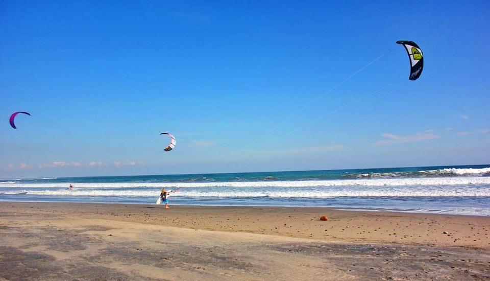 Medewi Bay Retreat Bali - Sea