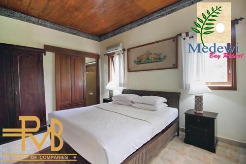 Medewi Bay Retreat Bali - 3 Bedroom Unit, Master Room