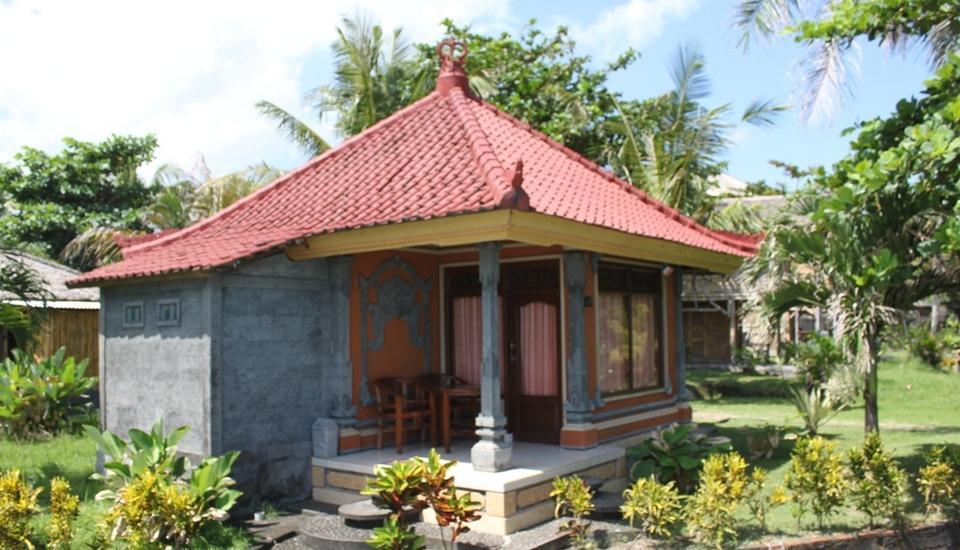 Soka Indah Bali - Junior Suite Ekterior