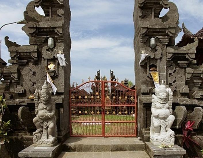 Soka Indah Bali - Temple