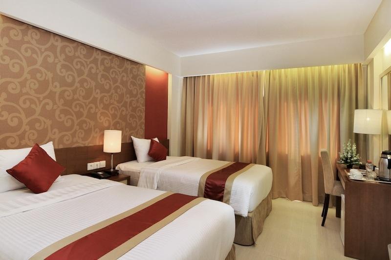 Cipaganti Legian Hotel Bali - Superior Room - Twin