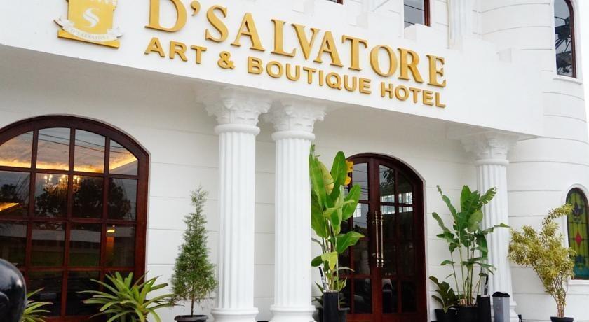 DSalvatore Yogyakarta - Eksterior