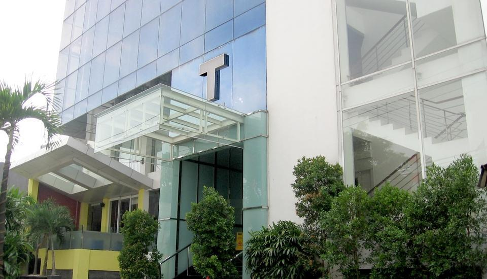 T Hotel Jakarta - Front view