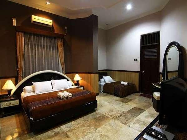 Omah Lawas Homestay Yogyakarta - Room Appearance