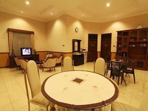 Omah Lawas Homestay Yogyakarta - Upper Lobby