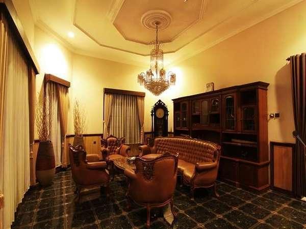 Omah Lawas Homestay Yogyakarta - Living Room