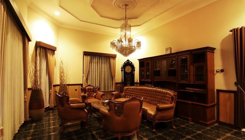 Omah Lawas Homestay Yogyakarta - Ruang Tamu
