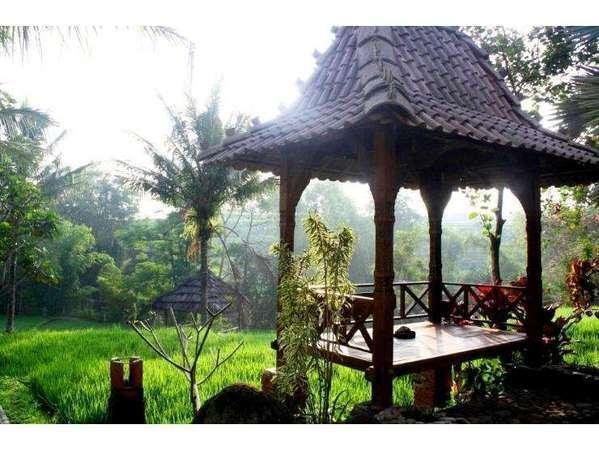 Paddy City Resort Malang - Gazebo