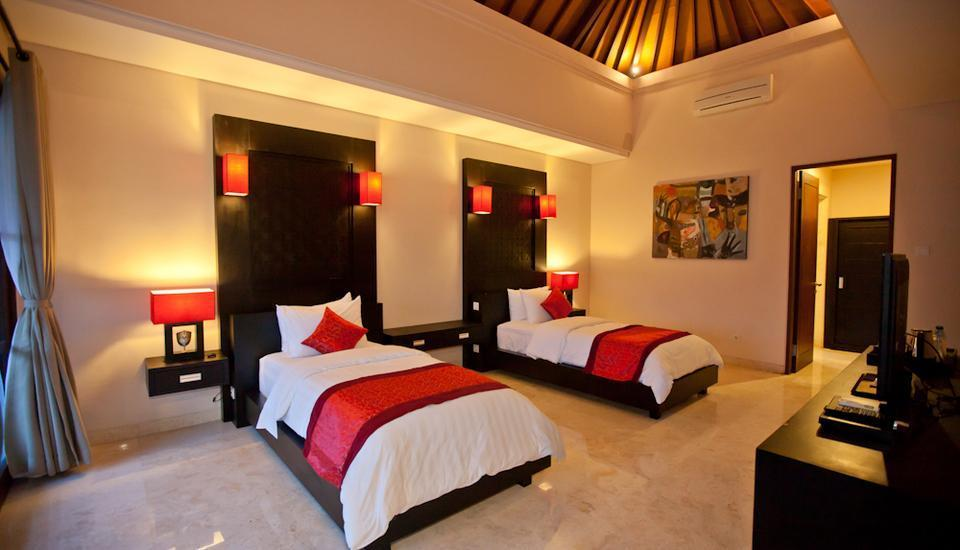 VIlla Harmony Bali - Deluxe Twin Room