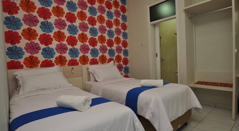 The Dinar Hotel Bandung - Kamar Tamu