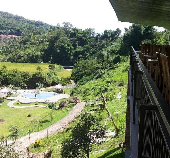 DRiam Resort Ciwidey Bandung - Resort View