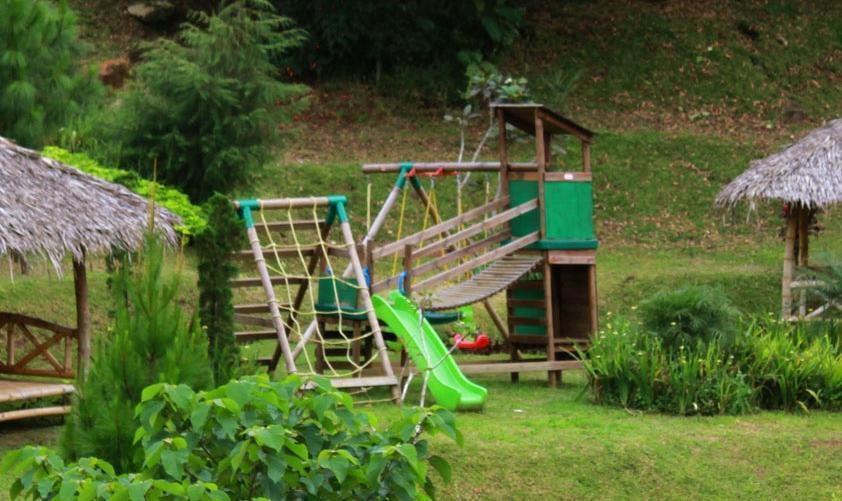 DRiam Resort Ciwidey Bandung - Kids Playground