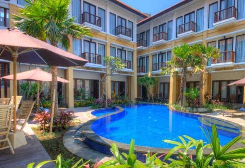 Suris boutique hotel bali booking murah mulai 100 000 for Hip hotels bali