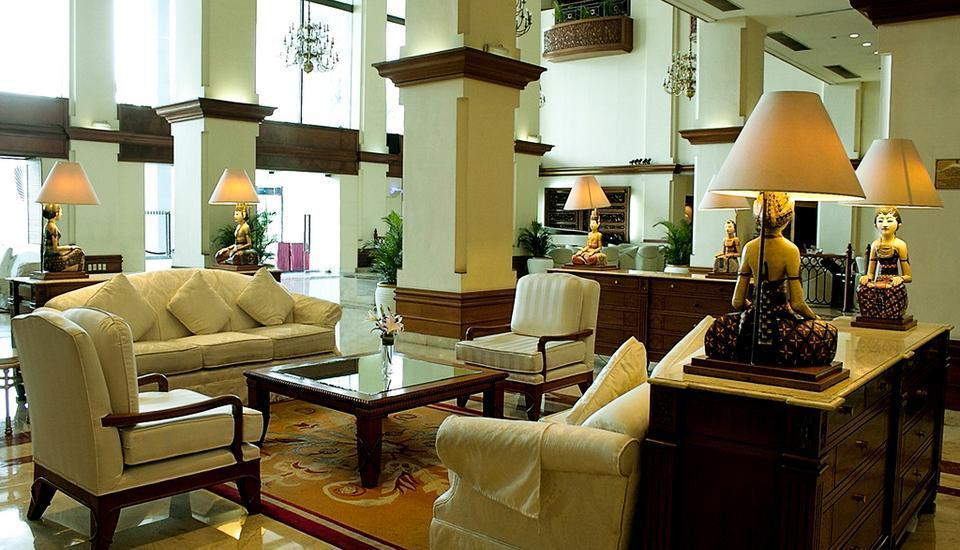 Sari Pan Pacific Jakarta Jakarta - Hotel Lobby