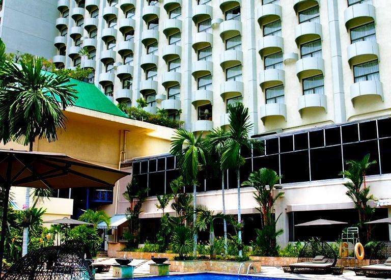 Sari Pan Pacific Jakarta Jakarta - Swimming Pool