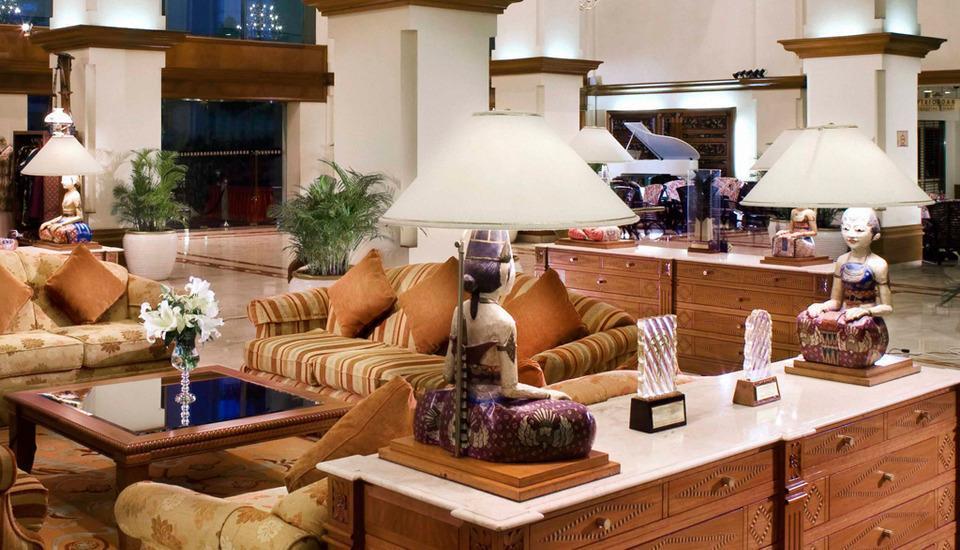 Sari Pan Pacific Jakarta Jakarta - Lobby Lounge