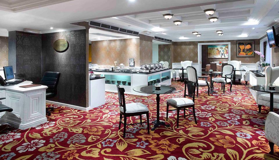 Sari Pan Pacific Jakarta Jakarta - Pacific Lounge