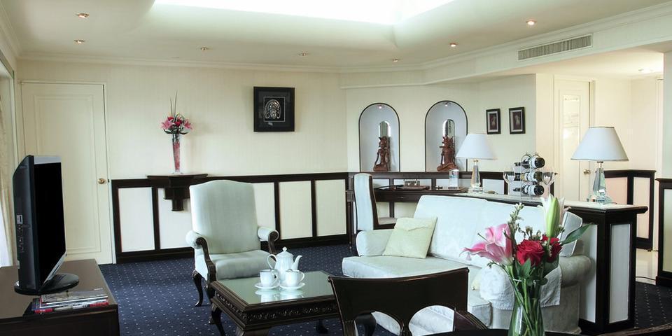 Sari Pan Pacific Jakarta Jakarta - Suite room