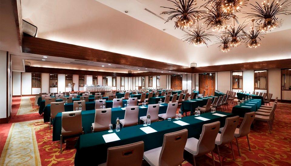 Sari Pan Pacific Jakarta Jakarta - Meeting room