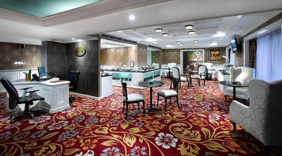 Sari Pan Pacific Jakarta Jakarta - Lounge