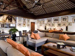 Elephant Safari Park Bali - Lounge