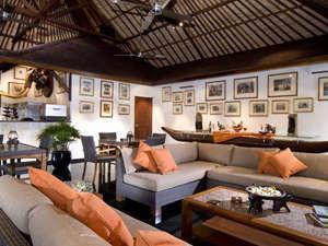 Elephant Safari Park Bali - Lounge