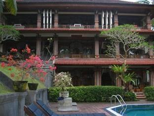 Artini 3 Cottages Bali - Front View
