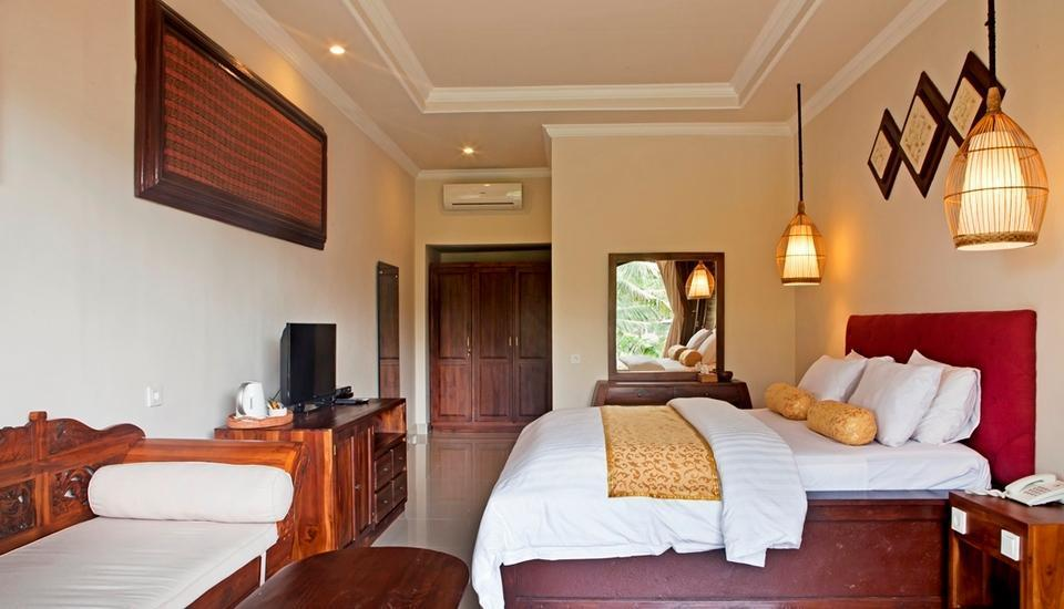 Artini 3 Cottages Bali - Double Room 1
