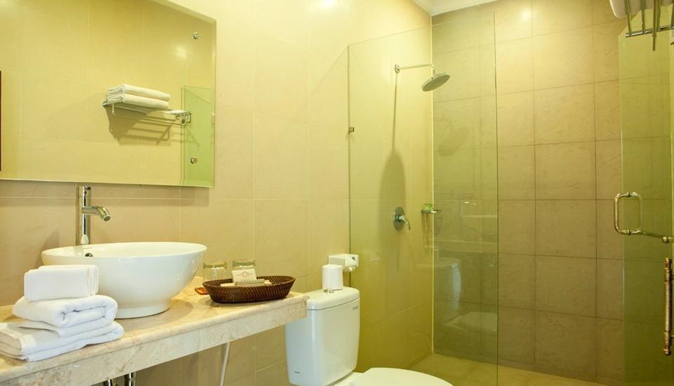 Artini 3 Cottages Bali - Bath Room