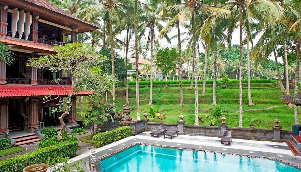 Artini 3 Cottages Bali - Pool 1