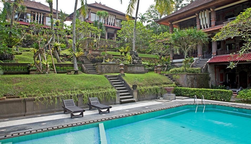 Artini 3 Cottages Bali - Kolam Renang 2