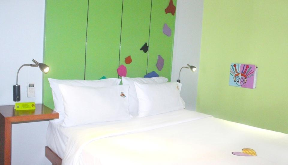MaxOne Hotel Sabang - Happiness Standard Double  Regular Plan