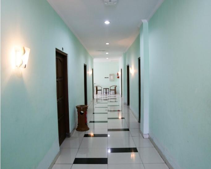 Hotel KU Yogyakarta - Lorong Hotel