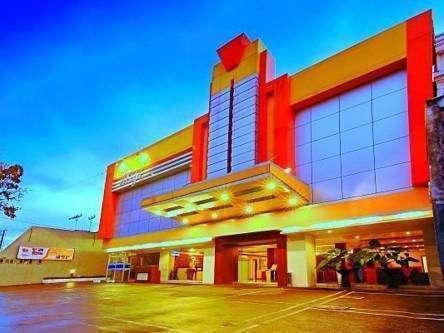 The Aliga Hotel Padang - Appearance